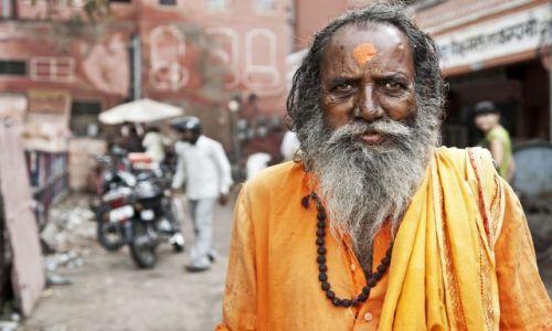 Zdjecie INDIE / Radżastan / Jaipur / Met in Jaipur