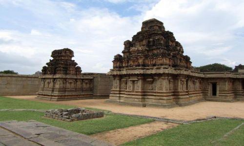 Zdjecie INDIE / Kerala / Hampi / Hampi - pozosta