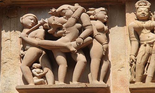 Zdjecie INDIE / Madhya Pradesh / Khajuraho / i takie....