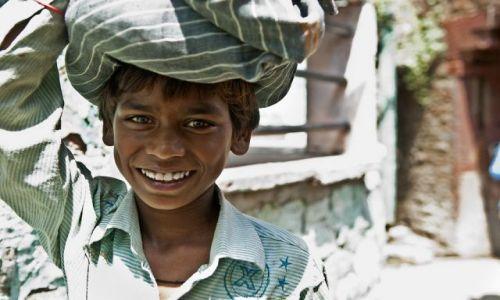 Zdjecie INDIE / - / Agra / Kid