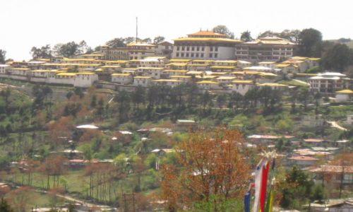 Zdjęcie INDIE / Arunachal Pradesh / Tawang / Klasztor budyjski