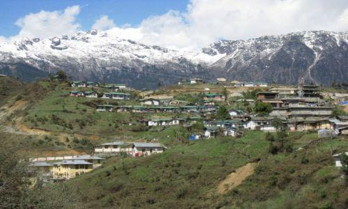 Zdjęcie INDIE / Arunachal Pradesh / Tawang / Himalaje / Himalajskie przestrzenie