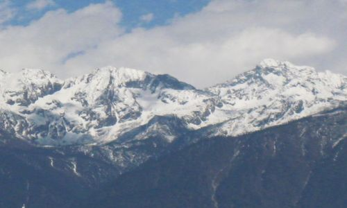 Zdjęcie INDIE / Arunachal Pradesh / Tawang / Himalaje / Himalaje, Himalaje
