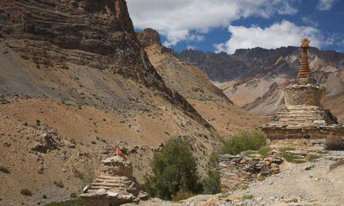 Zdjecie INDIE / Ladakh / Hunupatta / Kolorowe Himalaje 1