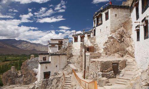 Zdjecie INDIE / Ladakh / Spituk / Klasztor Spituk