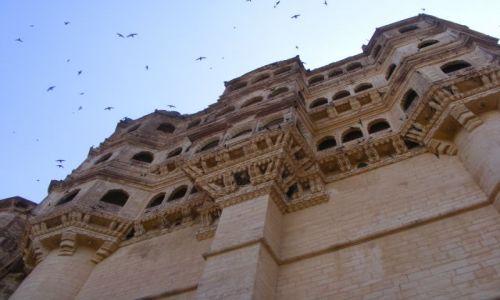 Zdjecie INDIE / - / Jodhpur / fort Jodhpur