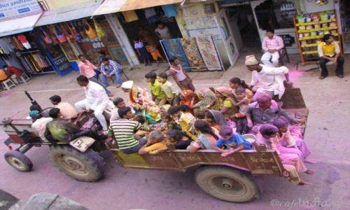 Zdjecie INDIE / Madhya Pradesh / Orchha / Festiwal w Orch