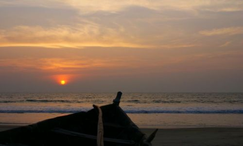 Zdjecie INDIE / Goa / Goa /  plaża
