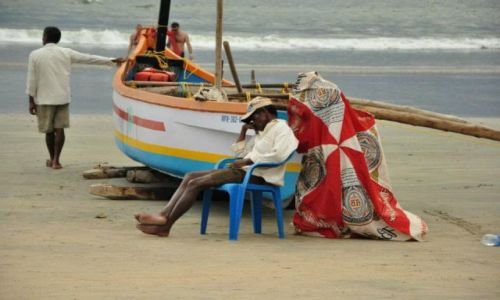 Zdjęcie INDIE / - / Goa / Dobranoc ...
