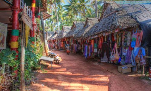 Zdjecie INDIE / Kerala / Verkala / Plaż♣owy biznes