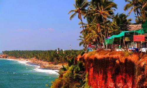 Zdjecie INDIE / Kerala / Verkala / ech...