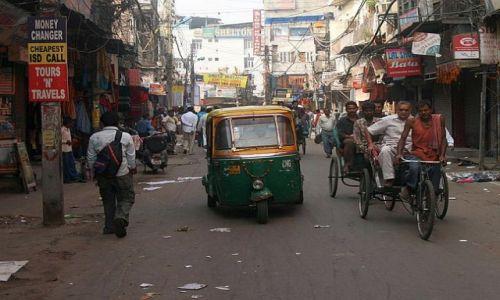 Zdjecie INDIE / Delhi / Delhi / Main Baazar