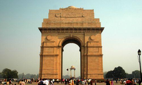 INDIE / - / Delhi / India Gate