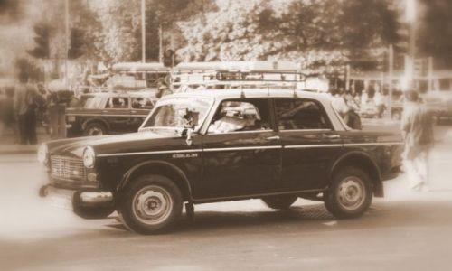 Zdjecie INDIE / brak / Mumbai (Bombaj) / Taxi