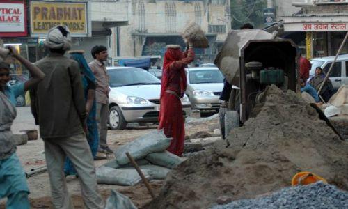 Zdjecie INDIE / - / Delhi / Równouprawnienie