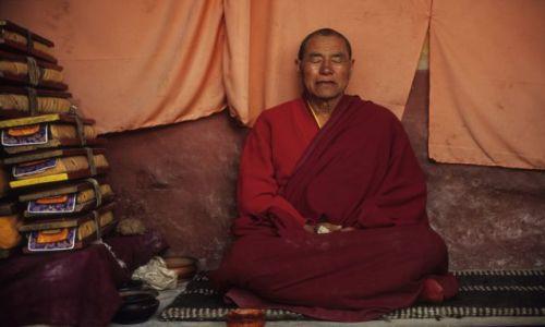 INDIE / ladakh / ladakh / medytacja