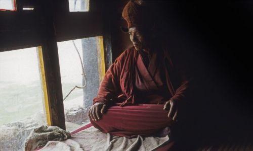 INDIE / Ladakh / Ladakh / zamyslenie