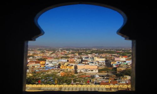 Zdjecie INDIE / Udaipur / India / przez dziurke o