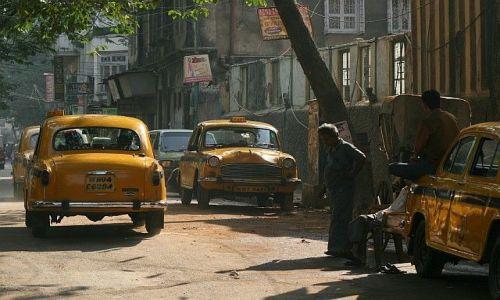 Zdjecie INDIE / West Bengal / Kolkatta / zaułki Kalkuty