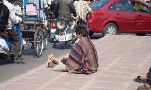 Zdjecie INDIE / Rajastan / Jaipur / Ojojo...jak tu głośno