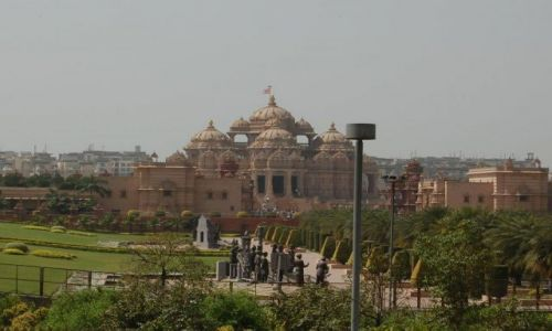 INDIE / Delhi / Delhi / Akshardham