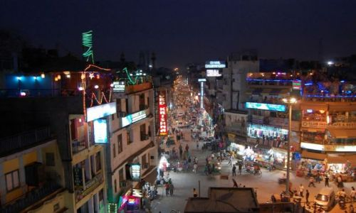 INDIE / Delhi / Pahar Ganj / Pahar Ganj