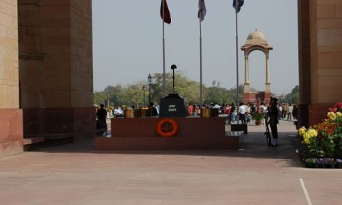 INDIE / Delhi / Delhi / India Gate