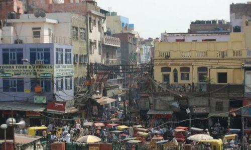 INDIE / Delhi / Old Delhi / Bazar