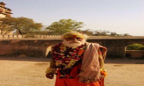 Zdjecie INDIE / Uttar Pradesh / Orchha / Orchhanin