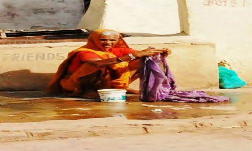INDIE / Uttar Pradesh / Orchha / Codzienność