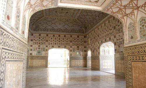 INDIE / Radżastan / Jaipur / Fort Amber
