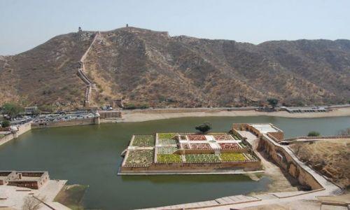 Zdjecie INDIE / Radżastan / Jaipur / Fort Amber