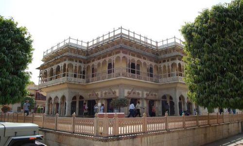 Zdjecie INDIE / Radżastan / Jaipur / Pałac miejski
