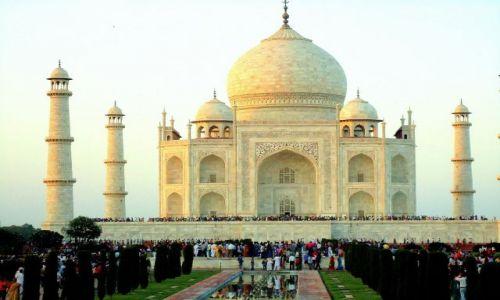 Zdjecie INDIE / Agra / Agra / Taj Mahal