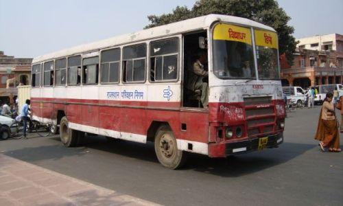 Zdjecie INDIE / - / Jaipur / Komfortowy transport miejski