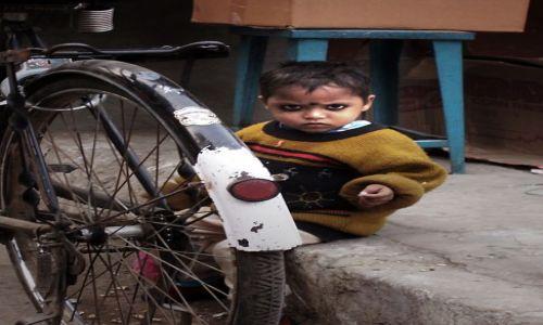 Zdjecie INDIE / Delhi / stare Delhi / Serwis rowerowy