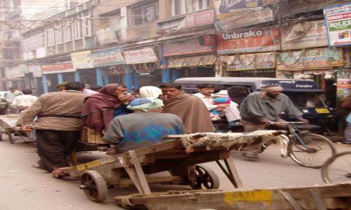 Zdjecie INDIE / Delhi / stare Delhi / Ulice Delhi