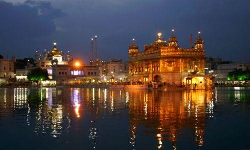 Zdjecie INDIE / Penjab / Amritsar / Złota Świątynia