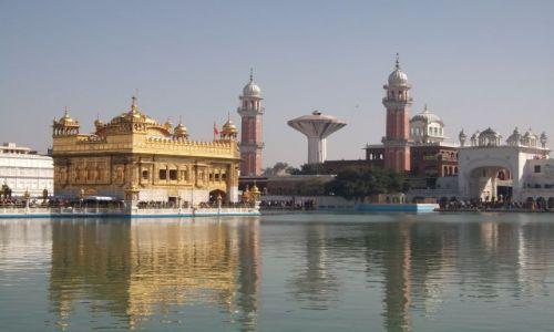 Zdjecie INDIE / Punjab Pendżab / Amritsar / Złota Świątynia