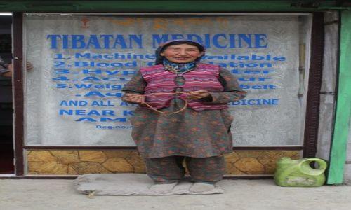 Zdjecie INDIE / Ladakh / Kargil / Medycyna tybetanska