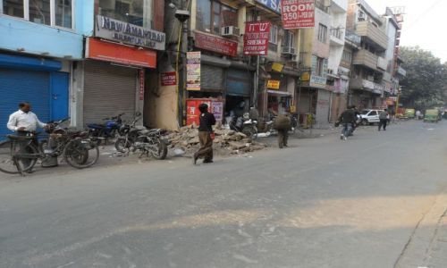 INDIE / Delhi / Delhi / Delhi, Main Bazaar