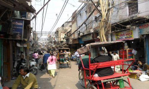 Zdjecie INDIE / Delhi / Delhi / Old Delhi