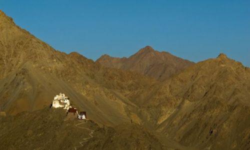 Zdjęcie INDIE / Ladakh / Leh / Fort w Leh