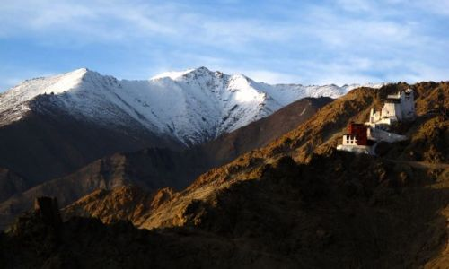 Zdjecie INDIE / Ladakh / Leh / Fort w Leh v2