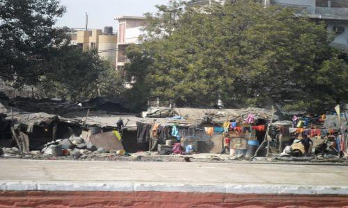 Zdjecie INDIE / Delhi / Delhi / Slumsy