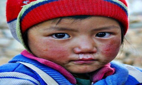 Zdjęcie INDIE / Ladakh / jw / Powaga w oczach