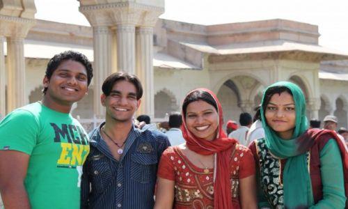 Zdjęcie INDIE / Agra / Czerwony Fort / Moje Bollywood :)