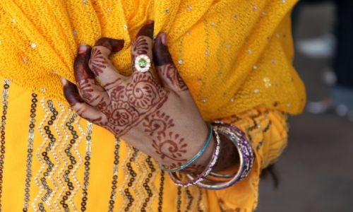 Zdjęcie INDIE / Agra / Czerwony Fort / kanon piękna...
