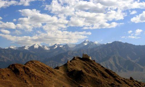 Zdjęcie INDIE / Ladakh / Leh / Tsemo Gompa