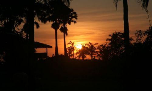 Zdjecie INDIE / Goa / Varca beach / Wierczorne Upadki 2